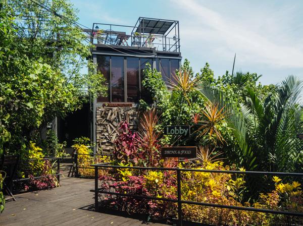 Hôtel Bangkok Tree House - Quartier de Bang Kachao - Où dormir à Bangkok - Visiter Bangkok: le guide pratique complet pour un premier voyage en Thaïlande et à Bangkok