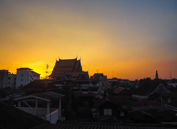 Quartier Kudee Jin à Bangkok - Visiter Bangkok: le guide pratique complet pour un premier voyage en Thaïlande et à Bangkok