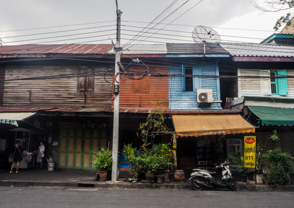 Dans les rues de Bangkok - Visiter Bangkok: le guide pratique complet pour un premier voyage en Thaïlande et à Bangkok