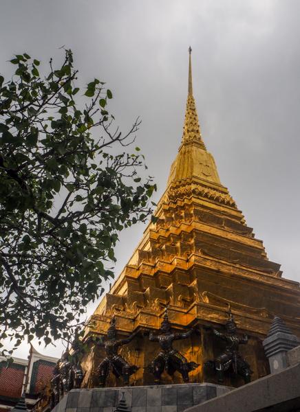Visite du Palais royal à Bangkok avec mon papa - Visiter Bangkok: le guide pratique complet pour un premier voyage en Thaïlande et à Bangkok