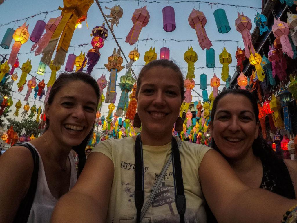 Entre amies à Chiang Mai - Visiter Chiang Mai : le guide pratique ultime du voyage lent et nomade à Chiang Mai en Thaïlande