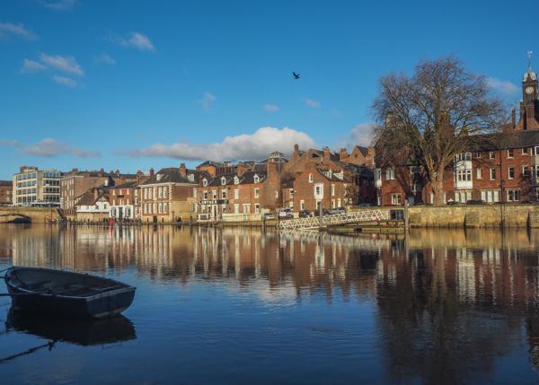Voyage en hiver à York en Angleterre - Voyages et Vagabondages au fil des mois - Bilan mensuel Janvier 2018