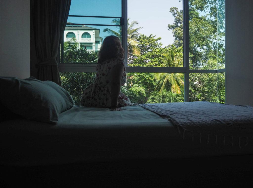 Dans mon appartement à Chiang Mai - Visiter Chiang Mai : le guide pratique ultime du voyage lent et nomade à Chiang Mai en Thaïlande