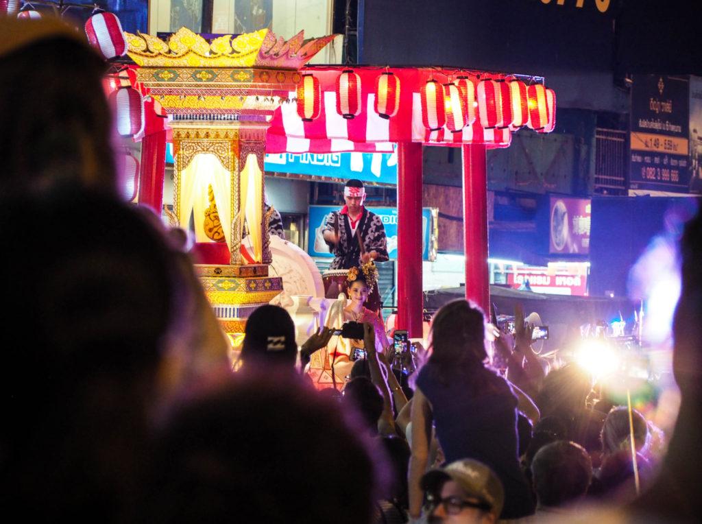 Loy Krathong et Yi Peng - Festival des lanternes à Chiang Mai - Visiter Chiang Mai : le guide pratique ultime du voyage lent et nomade à Chiang Mai en Thaïlande