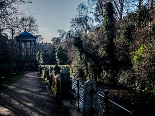 Quartier de Stockbridge à Edimbourg - Visiter Edimbourg en hiver - Un week-end dans la capitale écossaise: visiter Edimbourg en mode slow travel / que faire en cas de pluie Edimbourg et sur les traces d'Harry Potter à Edimbourg.
