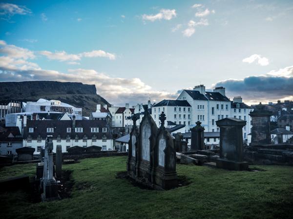 Arthur's Seat à Edimbourg - Visiter Edimbourg en hiver - Un week-end dans la capitale écossaise: visiter Edimbourg en mode slow travel / que faire en cas de pluie Edimbourg et sur les traces d'Harry Potter à Edimbourg.