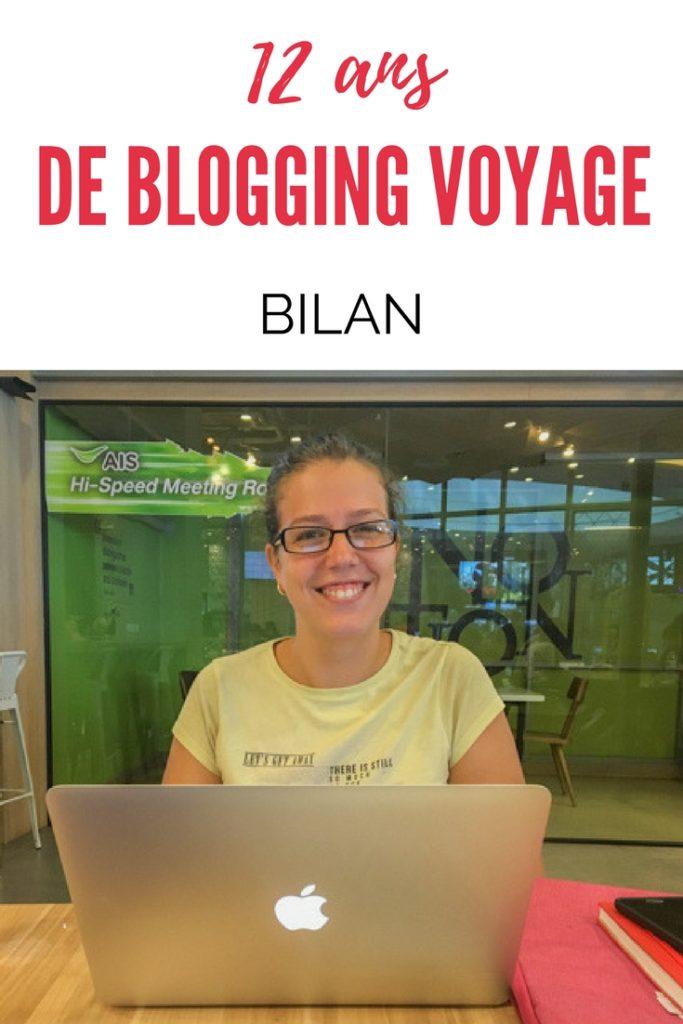 Voyages et Vagabondages a 7 ans et je suis dans le monde du blogging de voyage depuis 12 ans - Bilan, rétrospective, leçons et réflexions sur le blogging du voyage sans tabou et sur ma vision du blogging (tricherie, réseaux sociaux, uniformisation, course aux likes, trop de contenu, légitimité, responsabilité et éthique du blogueur)