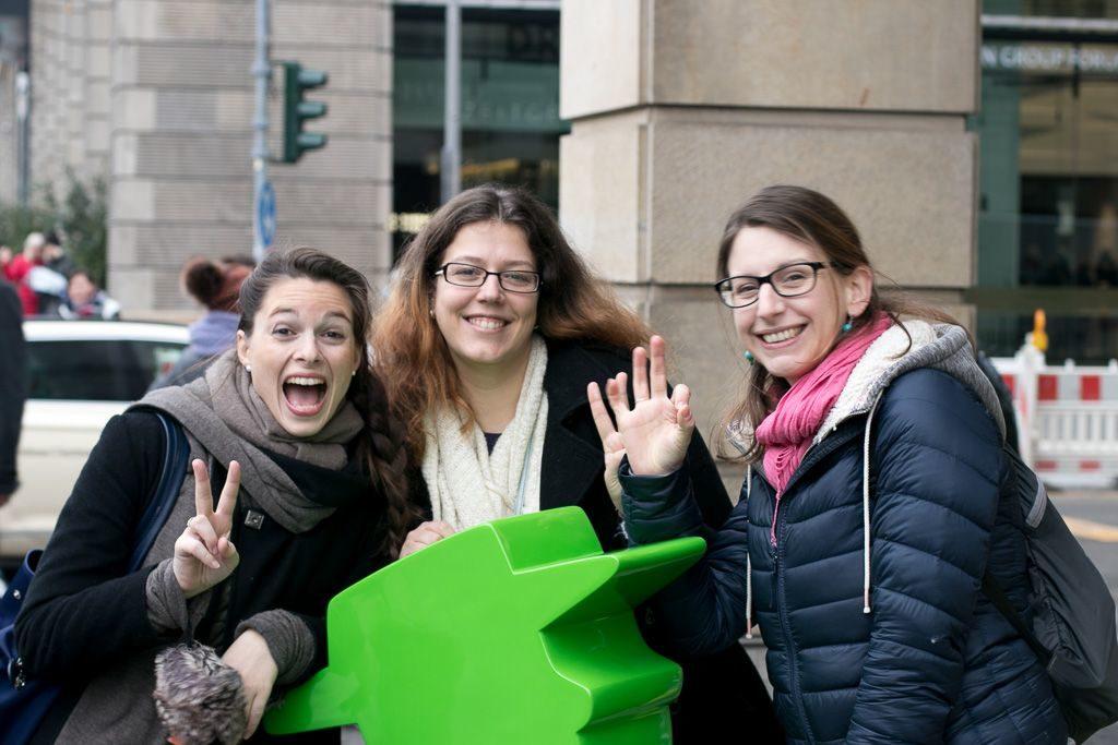 Avec les copines blogueurs à Berlin - Bilan de voyage mensuel entre la Suisse, l'Allemagne et la France en mars 2018