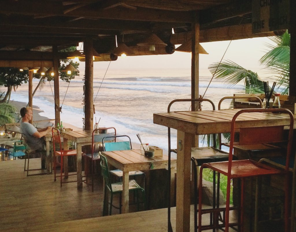 Balian beach à Bali en Indonésie - Lieux secrets et méconnus de l'Indonésie - Indonésie authentique et hors des sentiers battus