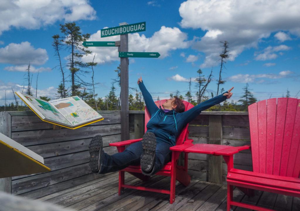 Road-trip au Nouveau-Brunswick au Canada - Bilan mensuel avril et mai 2018 entre la France et le Canada - Voyages et Vagabondages