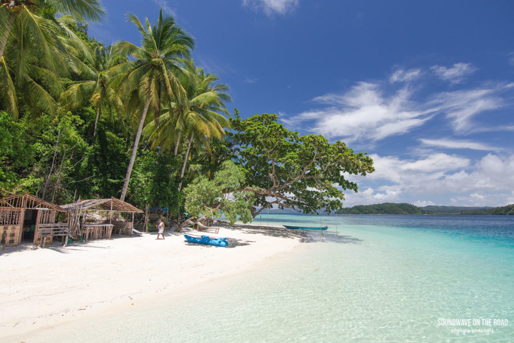 Pulau Friwen en Papouasie Occidentale en Indonésie, un paradis menacé - Lieux secrets et méconnus de l'Indonésie - Indonésie authentique et hors des sentiers battus