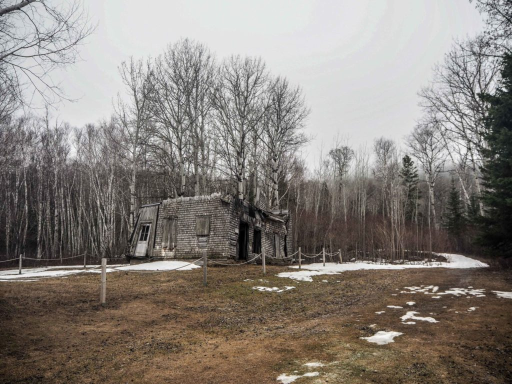 Village historique de Val Jalbert - Visiter la région du Saguenay Lac Saint-Jean