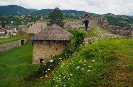Forteresse de Jajce, Bosnie-Herzégovine