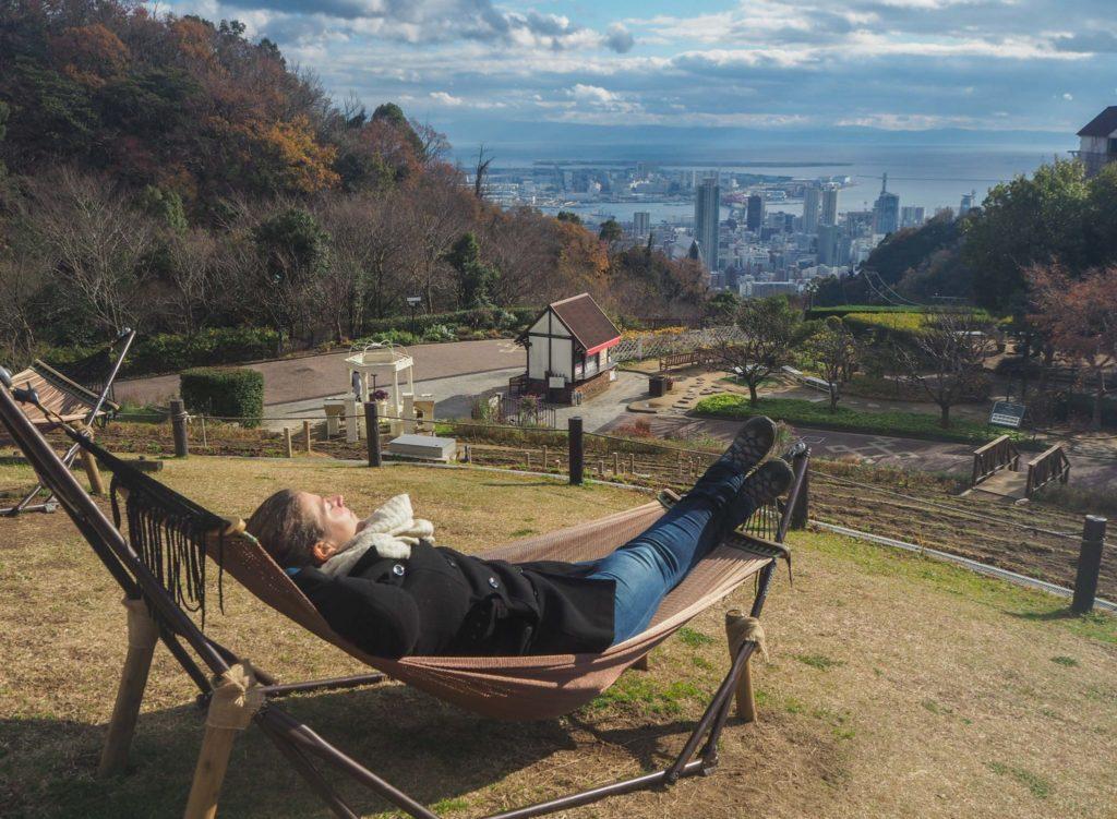 Jardin de plantes aromatiques de Nunobiki - Visiter Kobe: une ville au coeur de la nature au Japon