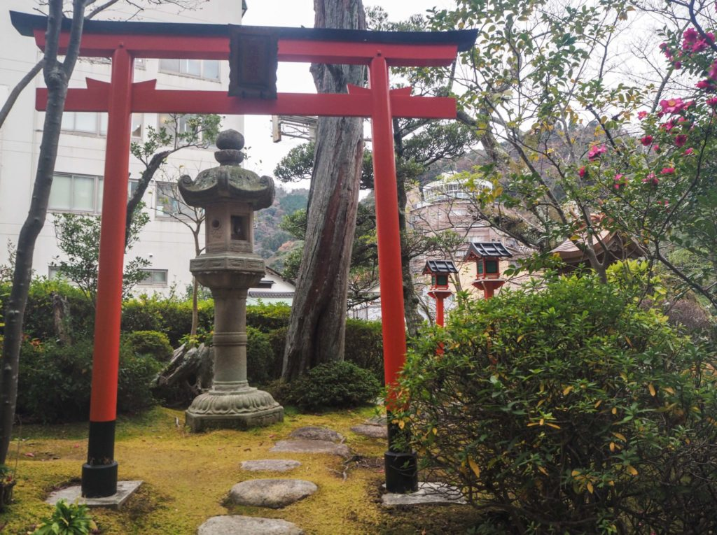 Un ryokan à Arima Onsen - Visiter Kobe: une ville au coeur de la nature au Japon