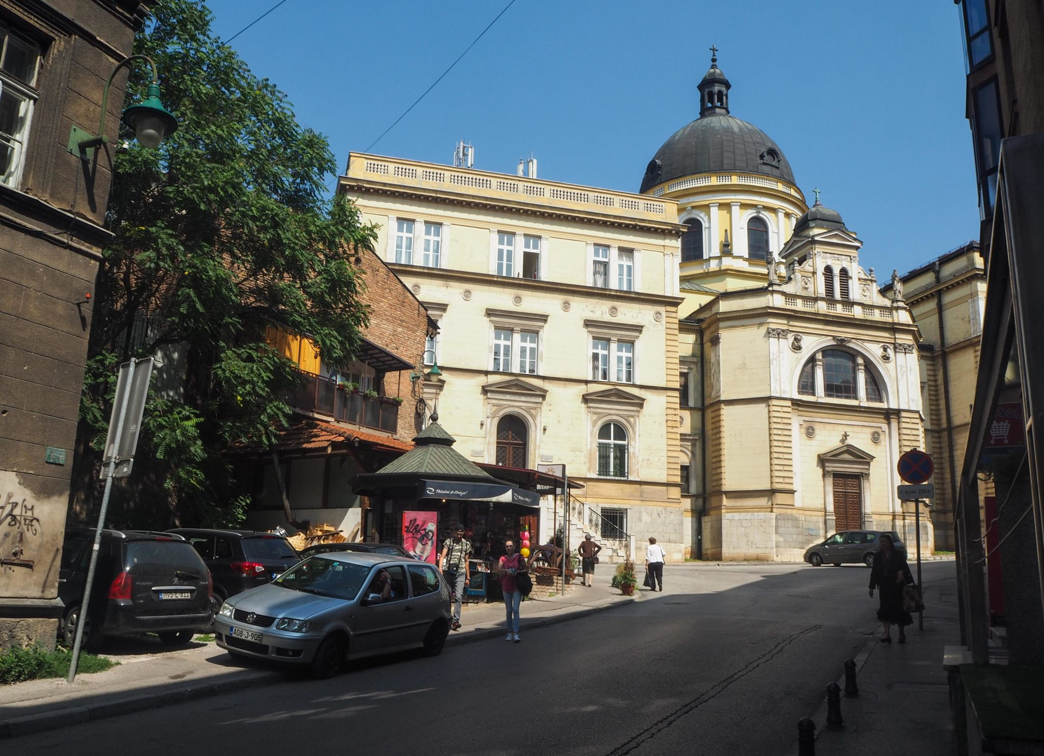 Visiter Sarajevo, la capitale de la Bosnie-Herzégovine: un été nomade à Sarajevo, un coup de coeur! Que faire et que visiter à Sarajevo? Le guide pratique complet pour découvrir Sarajevo et la Bosnie
