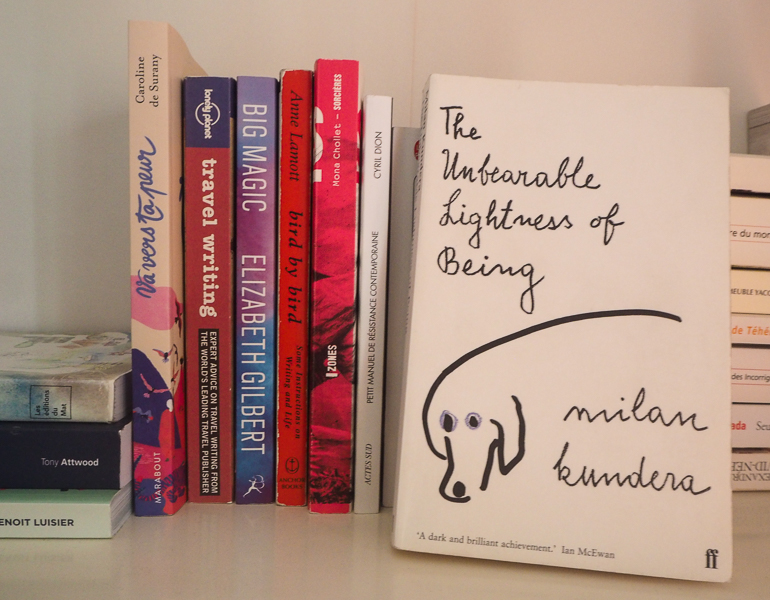 Bilan lecture mars-avril 2019 - The Unbearable Lightness of Being - Milan Kundera