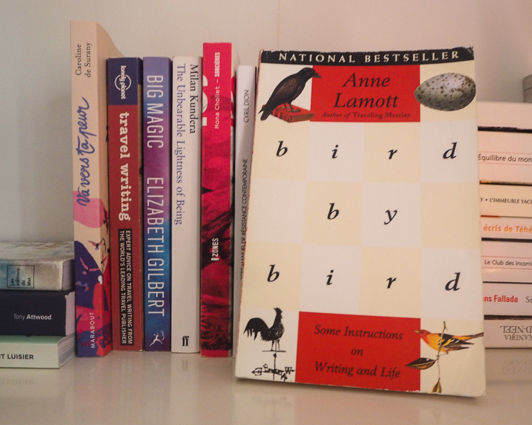 Bilan lecture mars-avril 2019 - Bird by bird - Anne Lamott