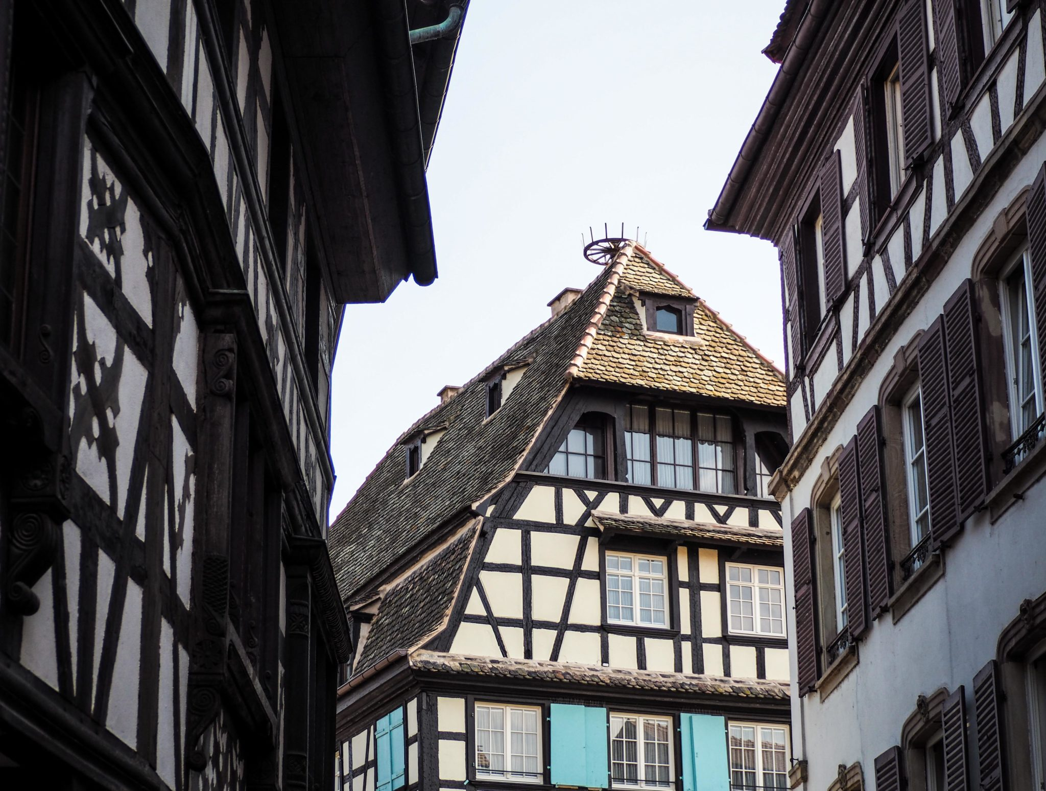 Visiter Strasbourg au fil de l'eau: 2 jours dans la capitale alsacienne entre amies - Par Voyages et Vagabondages, le blog du voyage en solo au féminin - Récit, photos, conseils, idées de visite et bonnes adresses pour visiter Strasbourg