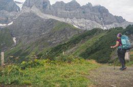 Jour 2 du Tour des Dents du Midi - Faire un trek en solo en Suisse: réflexions, préparatifs, introspection, récupération et bilan