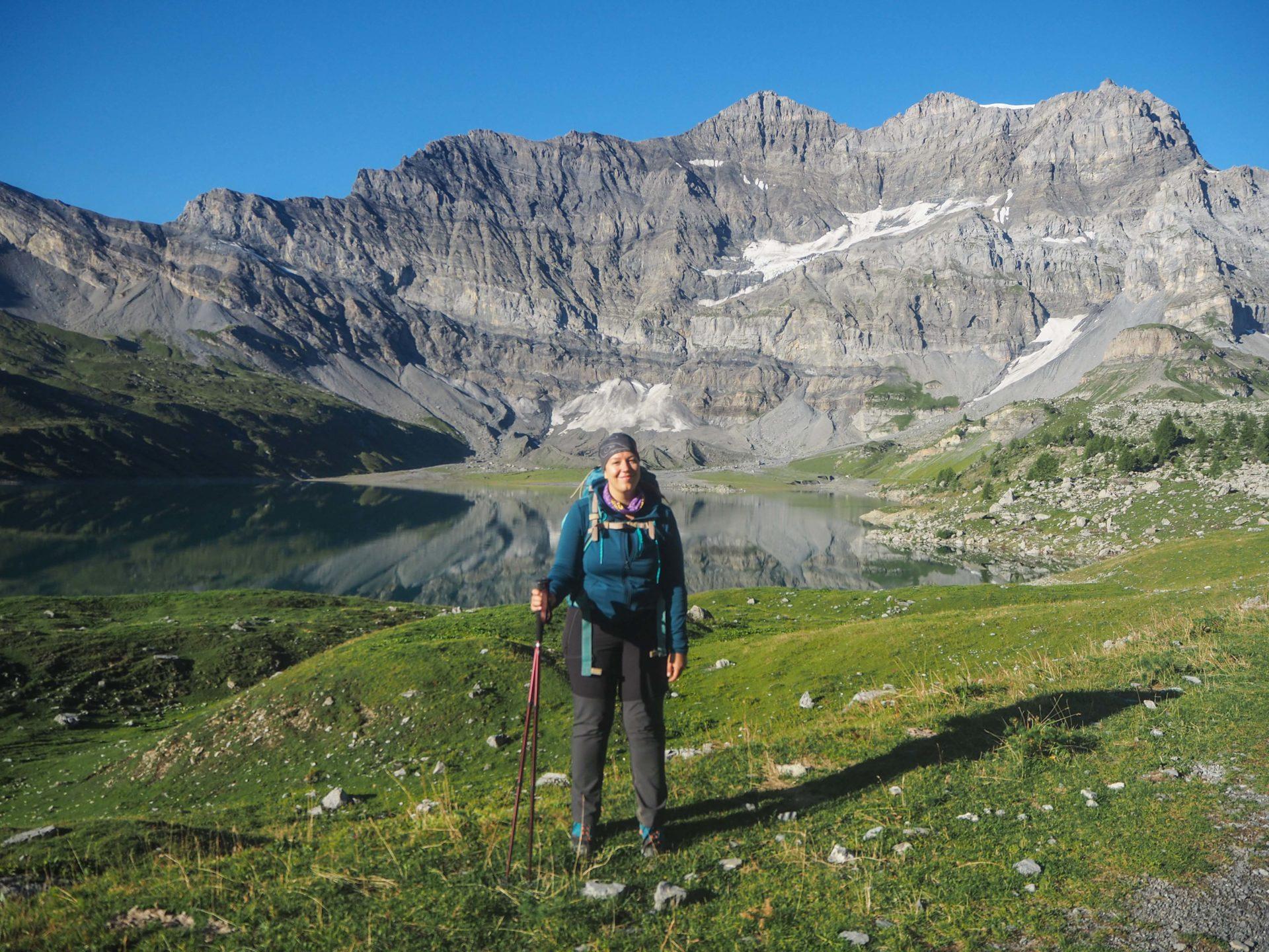 Jour 5 du Tour des Dents du Midi - Faire un trek en solo en Suisse: réflexions, préparatifs, introspection, récupération et bilan