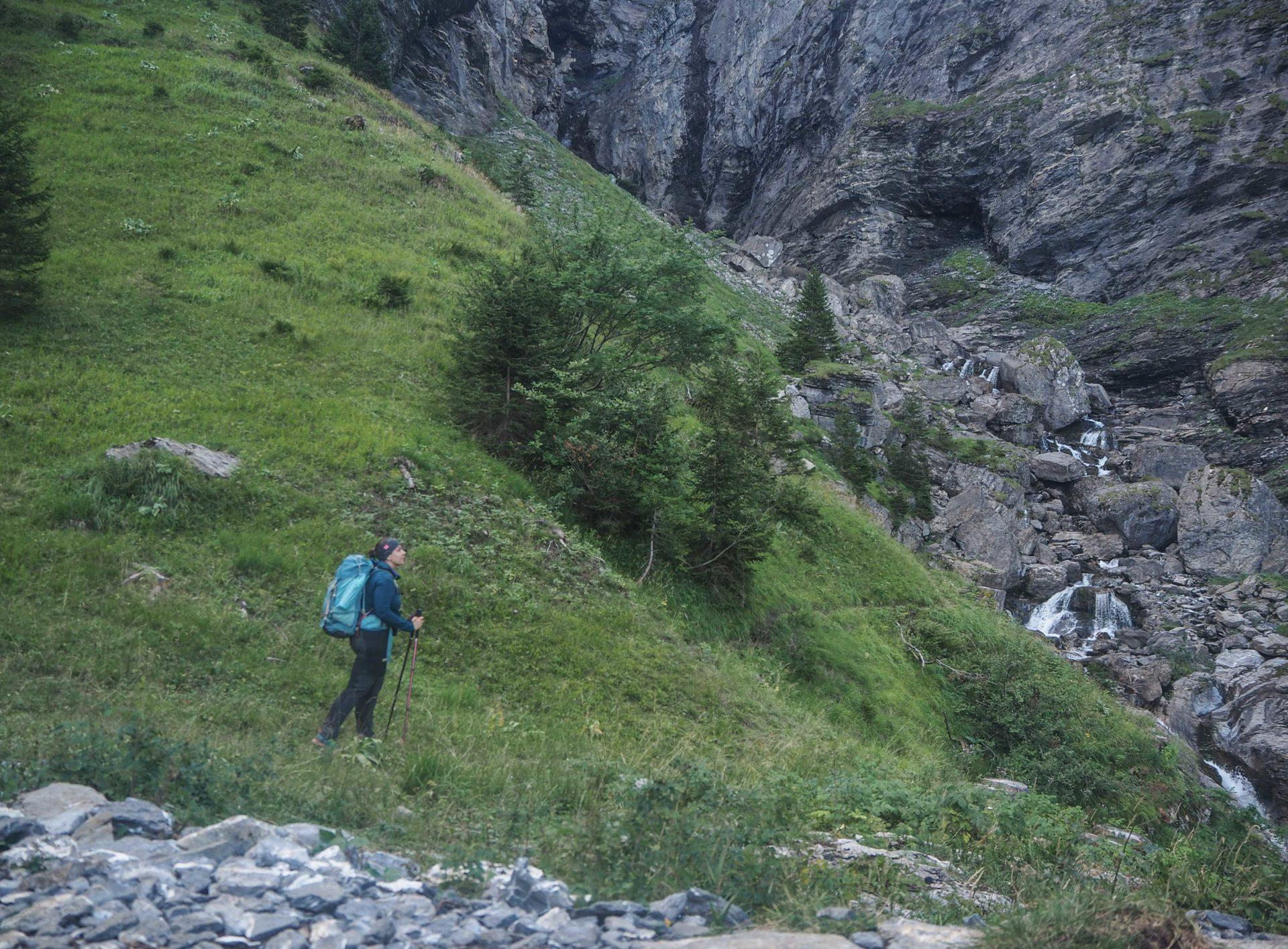 J'ai fini le Tour - Jour 6 du Tour des Dents du Midi - Faire un trek en solo en Suisse: réflexions, préparatifs, introspection, récupération et bilan