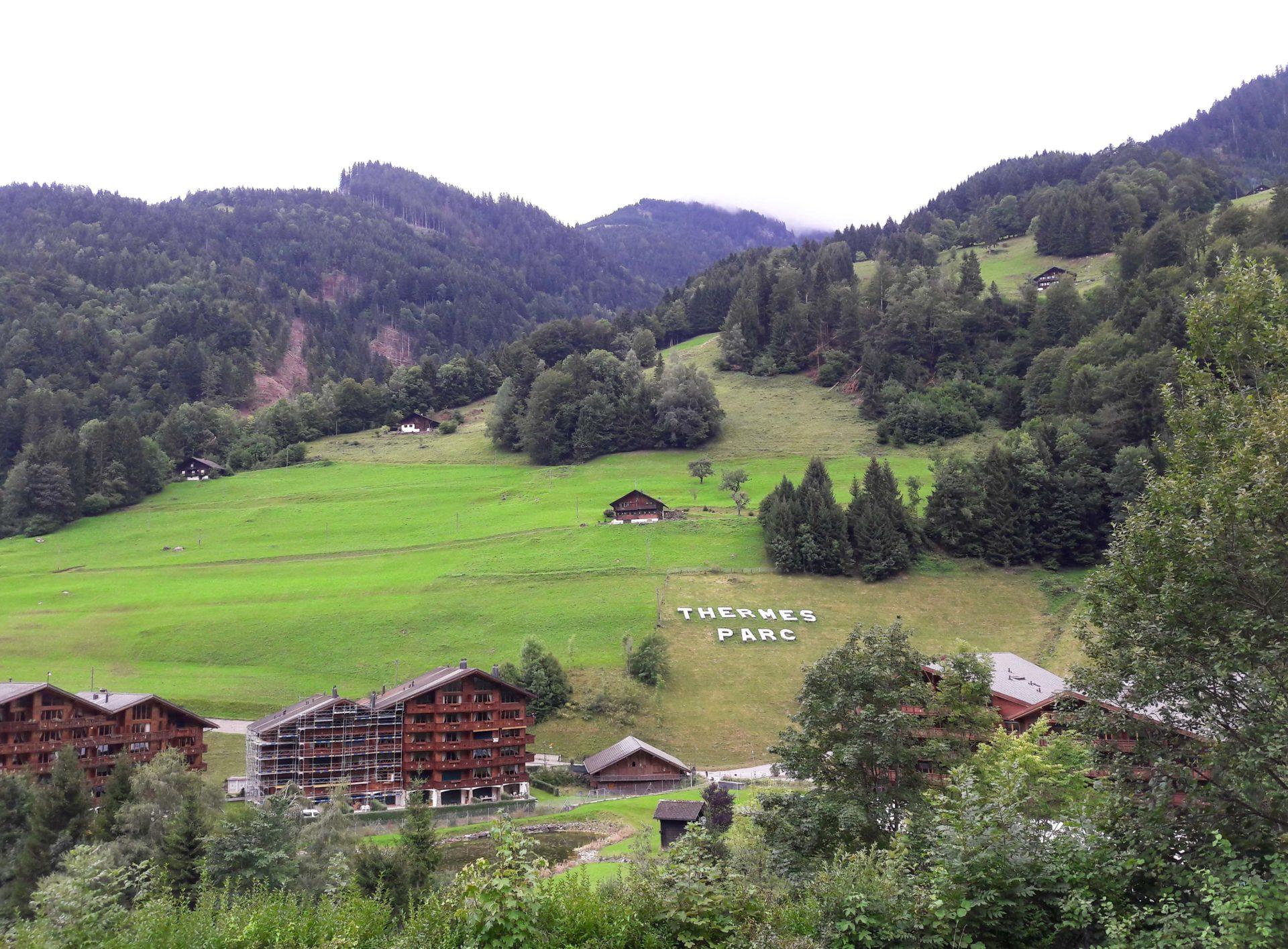 Les Bains de Val d'Illiez - Champéry: un séjour détente, nature et sport en Région Dents du Midi, au coeur du Valais dans les Alpes Suisses