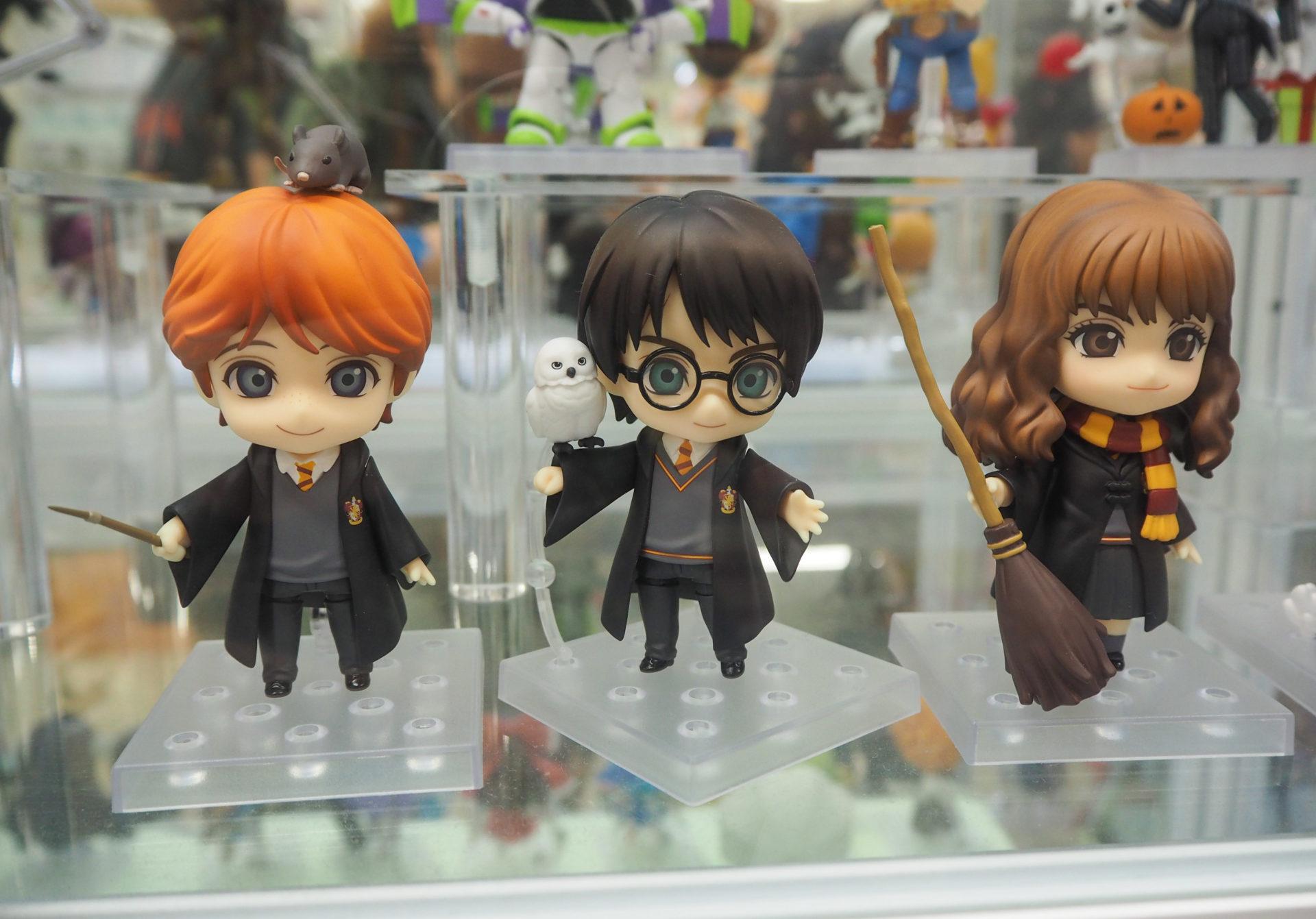 Harry Potter à Akihabara à Tokyo - Escale à Tokyo: 24h dans la capitale du Japon - Tokyo en 24h - Récit et itinéraire pour visiter Tokyo en une journée