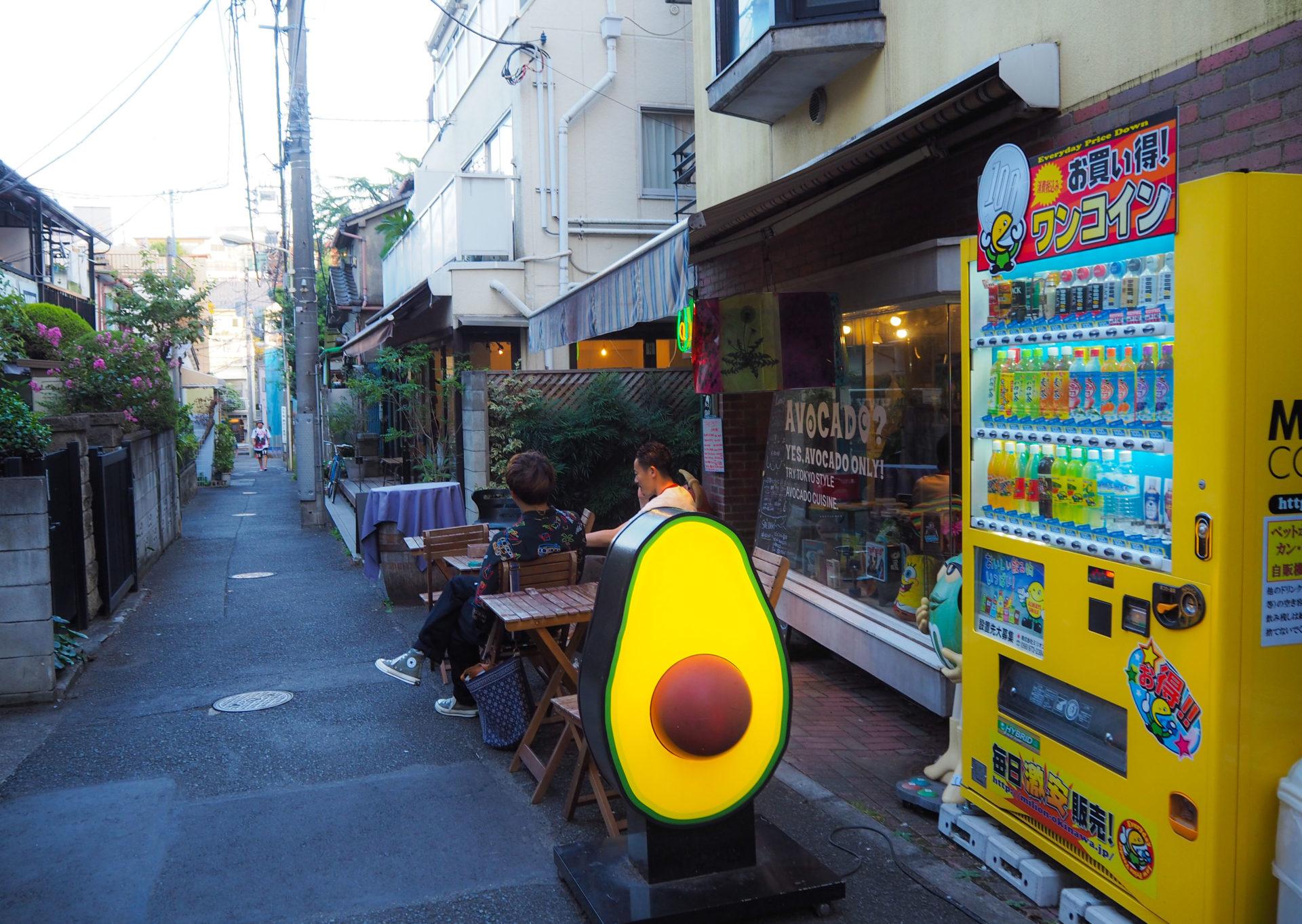 Madosh Café à Urahara à Tokyo - Escale à Tokyo: 24h dans la capitale du Japon - Tokyo en 24h - Récit et itinéraire pour visiter Tokyo en une journée