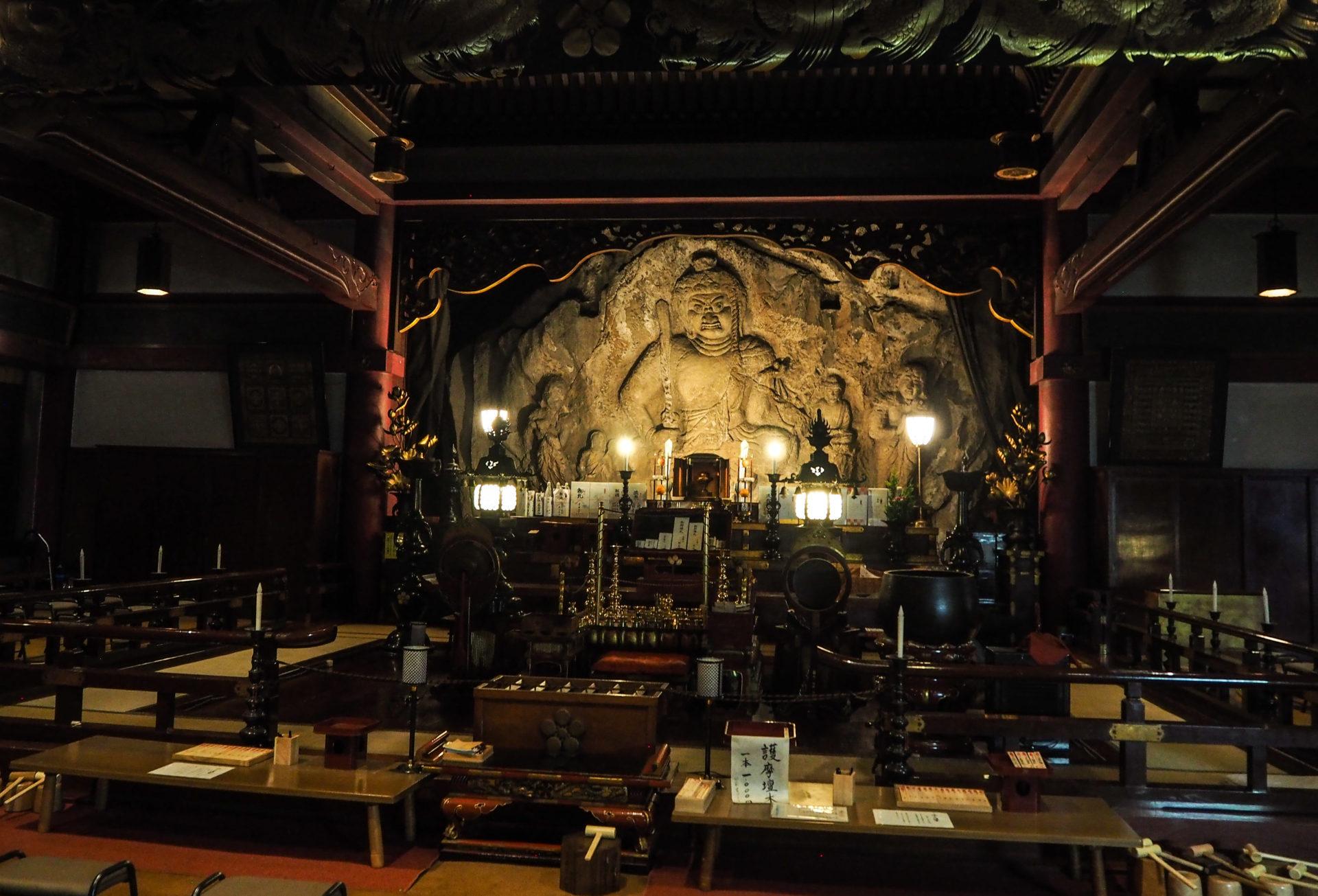 Temple Nissekiji dans les Alpes Japonaises - Préfecture de Toyama, porte d'entrée vers les Alpes Japonaises - Voyager au Japon hors des sentiers battus