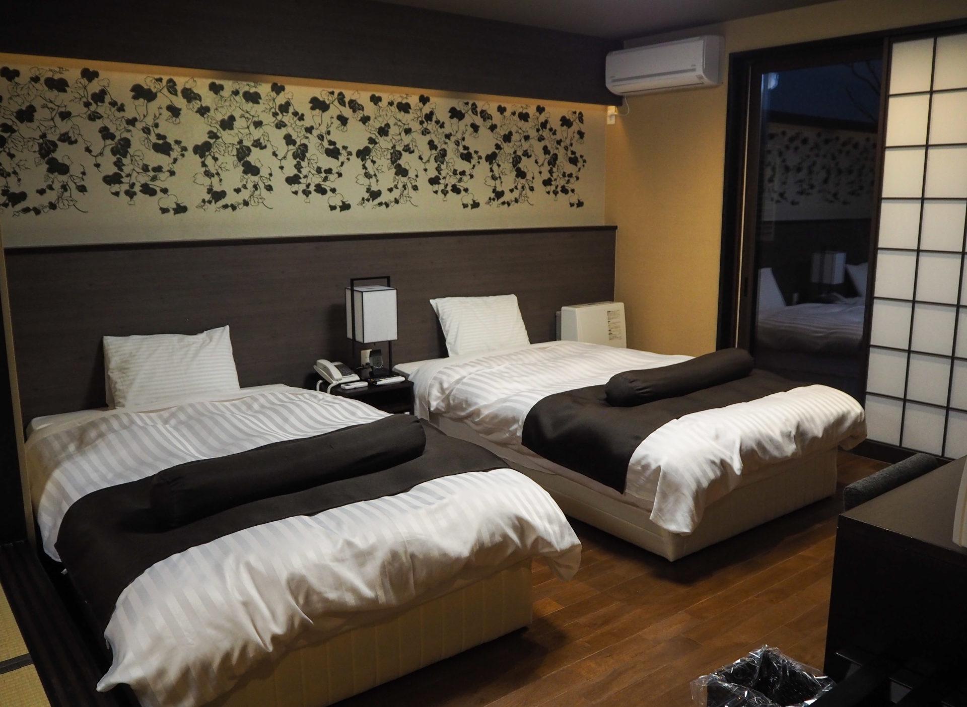Mon hôtel dans les Alpes Japonaises - Préfecture de Toyama, porte d'entrée vers les Alpes Japonaises - Voyager au Japon hors des sentiers battus