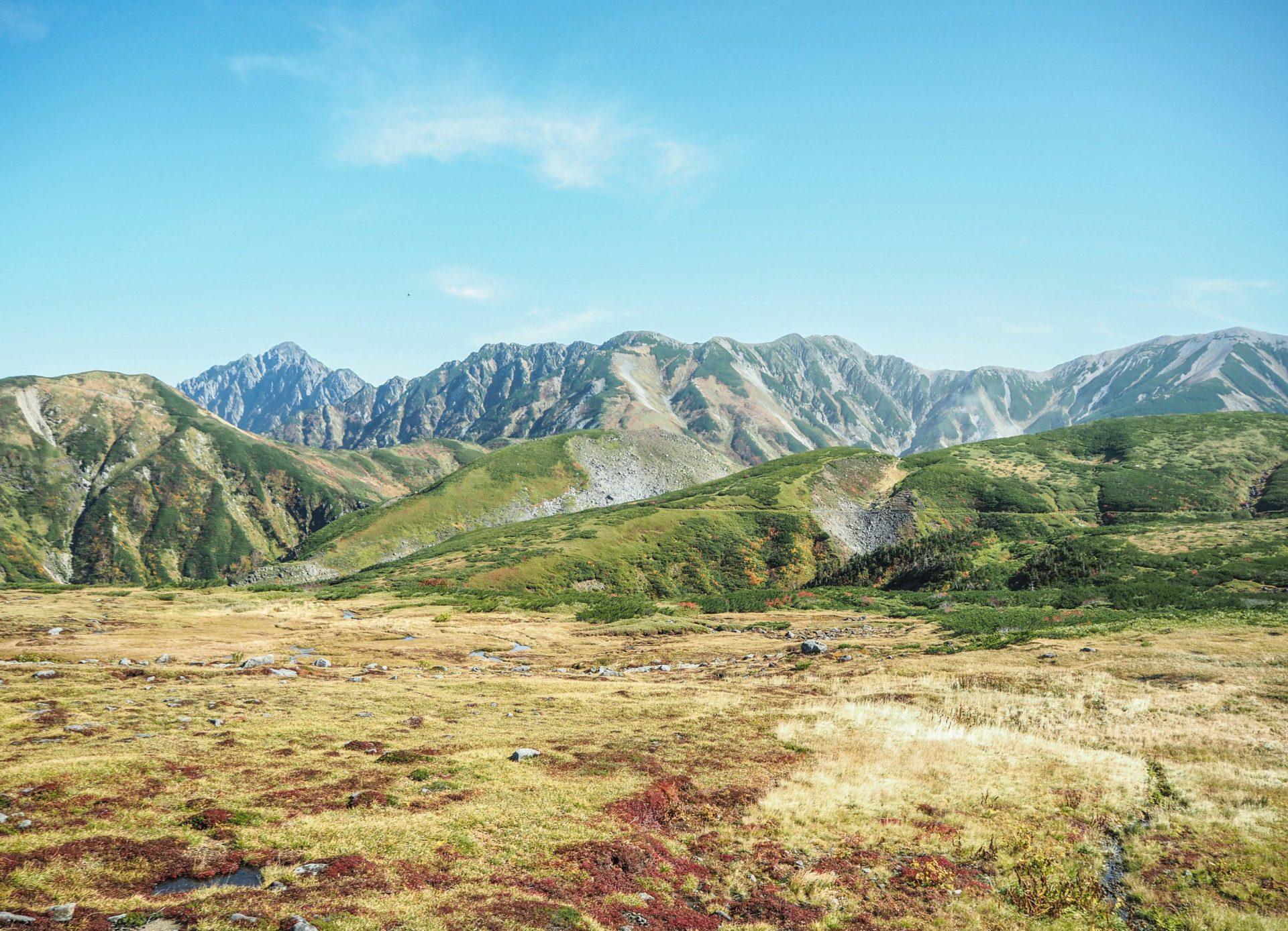 Série photo dans les Alpes Japonaises - Photo Alpes Japonaises - Toyama - Murodo - Tateyama - Japon