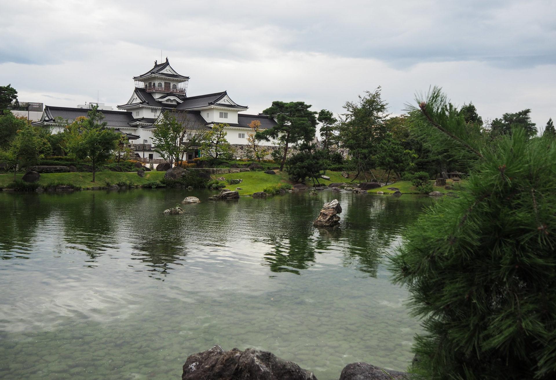 Le château de Toyama - Préfecture de Toyama, porte d'entrée vers les Alpes Japonaises - Voyager au Japon hors des sentiers battus
