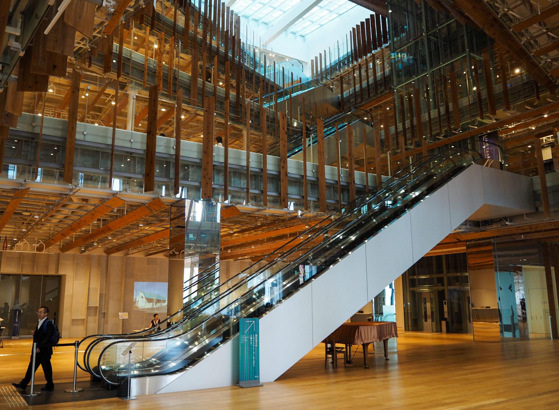 Musée de l'art du verre à Toyama - Préfecture de Toyama, porte d'entrée vers les Alpes Japonaises - Voyager au Japon hors des sentiers battus