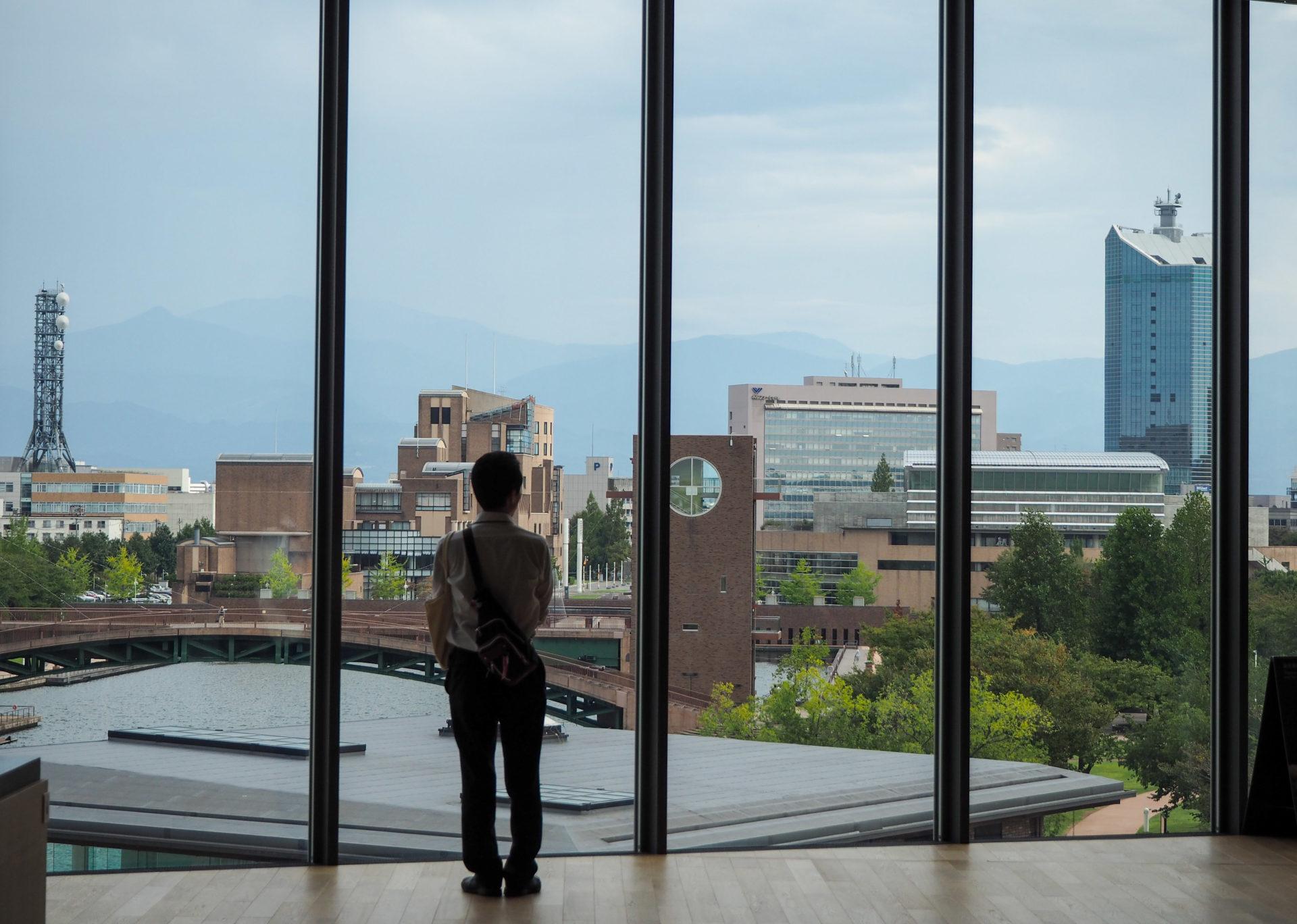 Musée d'art et de design de Toyama - Préfecture de Toyama, porte d'entrée vers les Alpes Japonaises - Voyager au Japon hors des sentiers battus