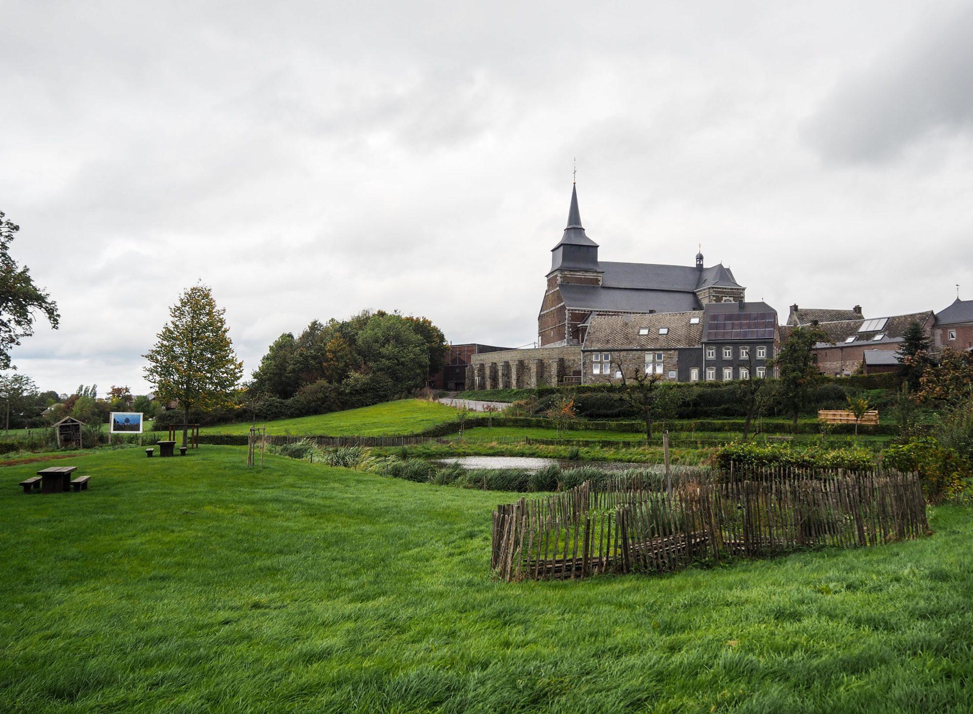 Clermont, l'un des pus beaux villages de Wallonie - Ardenne Belge - Province de Liège - Voyage slow en Belgique
