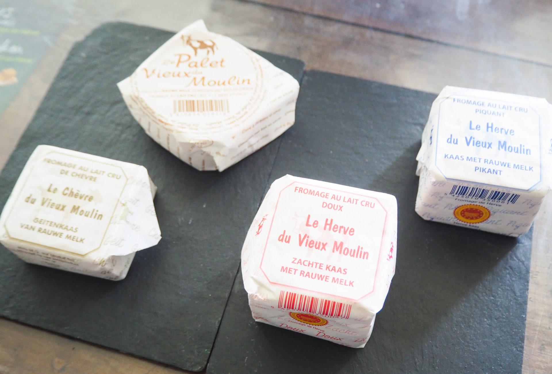Fromagerie du Vieux Moulin - Ardenne Belge - Province de Liège - Voyage slow en Belgique