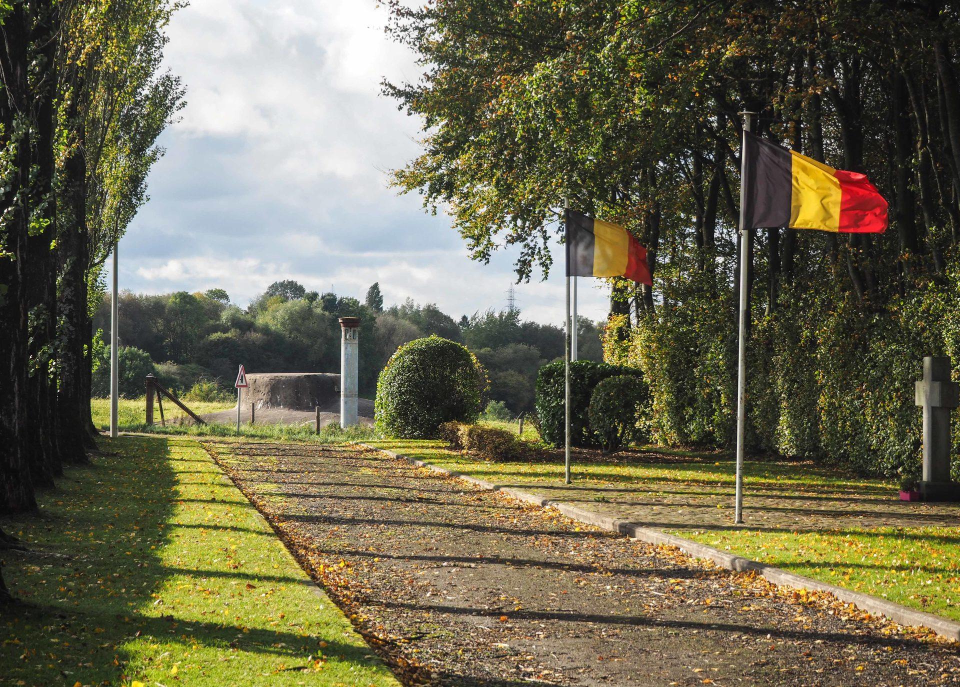 Faire du vélo au pays d'Herve, sur le Ravel 38 - Ardenne Belge - Province de Liège - Voyage slow en Belgique