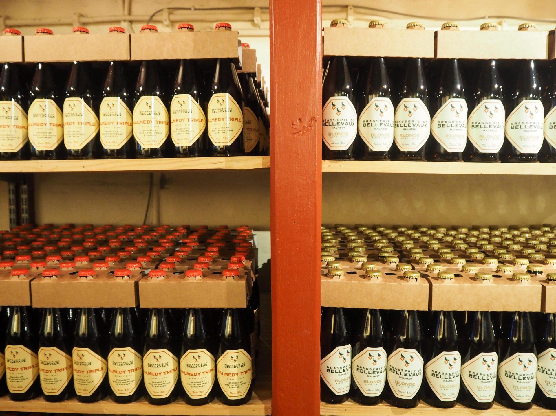 Brasserie de Bellevaux - Ardenne Belge - Province de Liège - Voyage slow en Belgique
