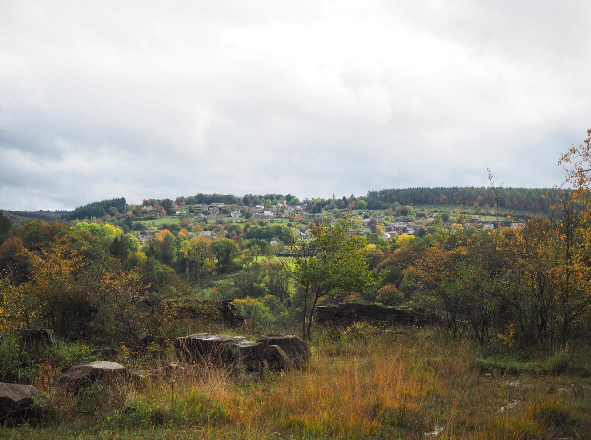Réserve naturelle de la Heid des Gattes - Ardenne Belge - Province de Liège - Voyage slow en Belgique