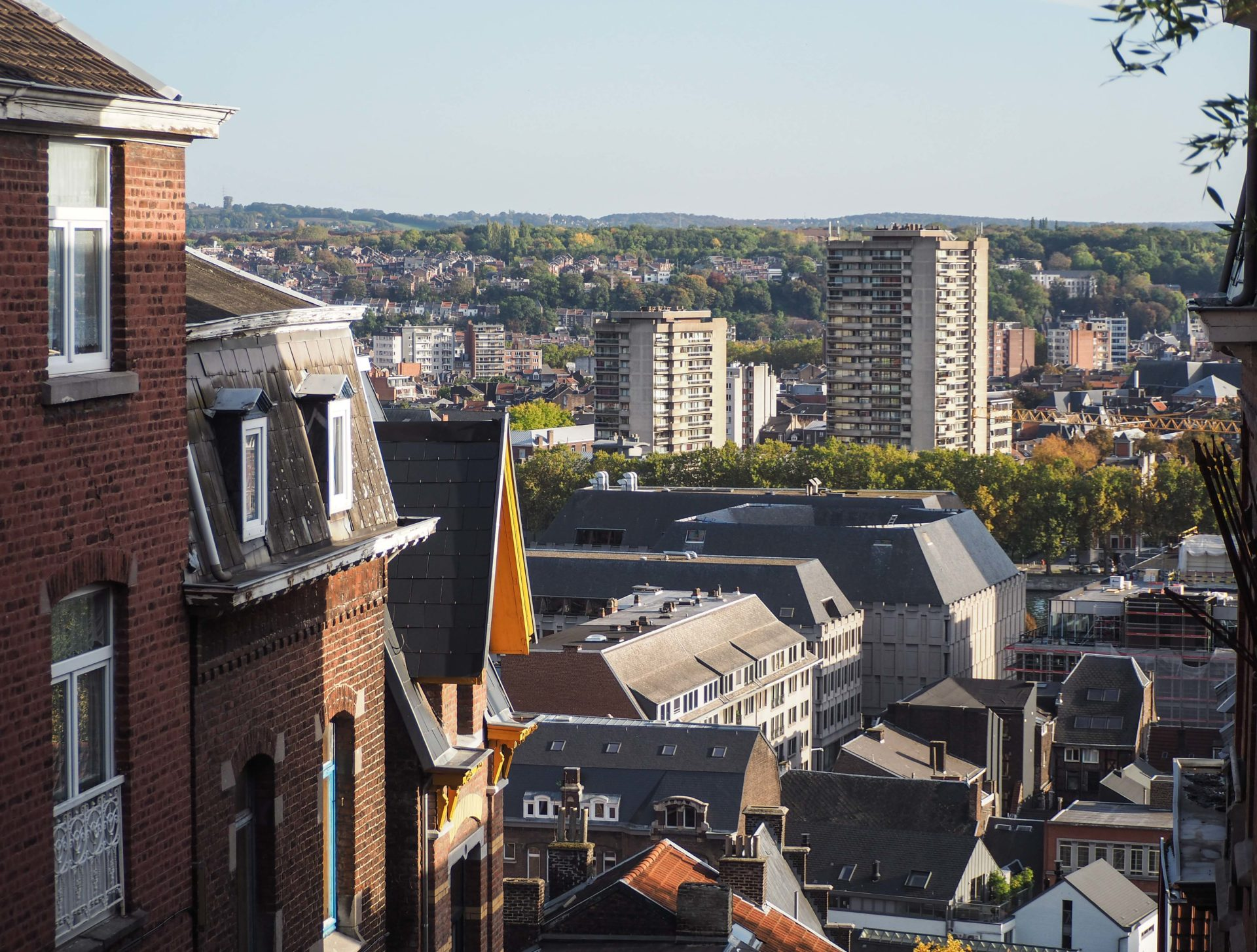 Montagne de Bueren - Visiter Liège en Belgique en mode slow - Que faire et que visiter à Liège? - Adresses slow et gourmandes à Liège - Informations pratiques pour visiter Liège et en tomber amoureuse en quelques instants!