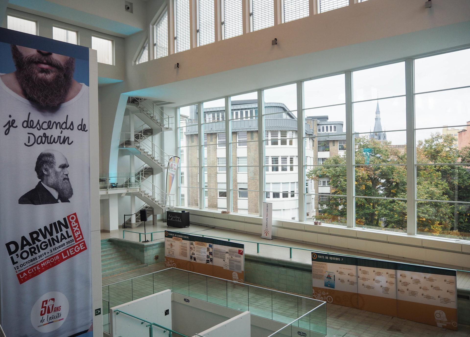La Cité Miroir - Visiter Liège en Belgique en mode slow - Que faire et que visiter à Liège? - Adresses slow et gourmandes à Liège - Informations pratiques pour visiter Liège et en tomber amoureuse en quelques instants!