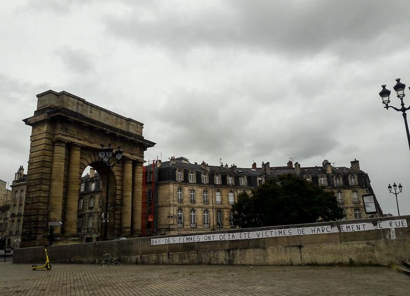 Bordeaux juste après le déconfinement, Juin 2020