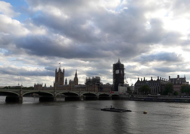 Immigrer en Ecosse en pleine pandémie: passage à Londres déconfiné