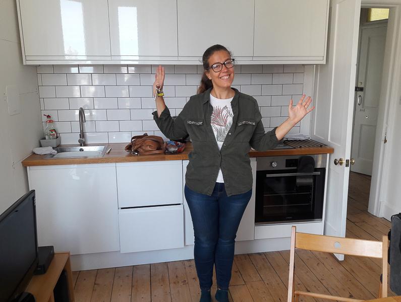Immigrer en Ecosse en pleine pandémie et avant le Brexit: j'ai trouvé un appartement