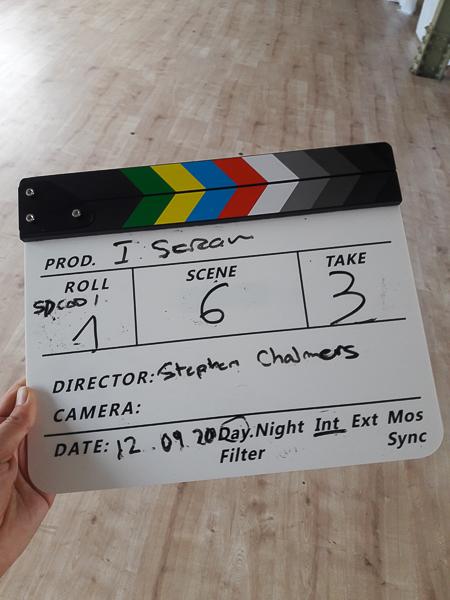 Immigrer en Ecosse: reconversion professionnelle, je fais des études de cinéma
