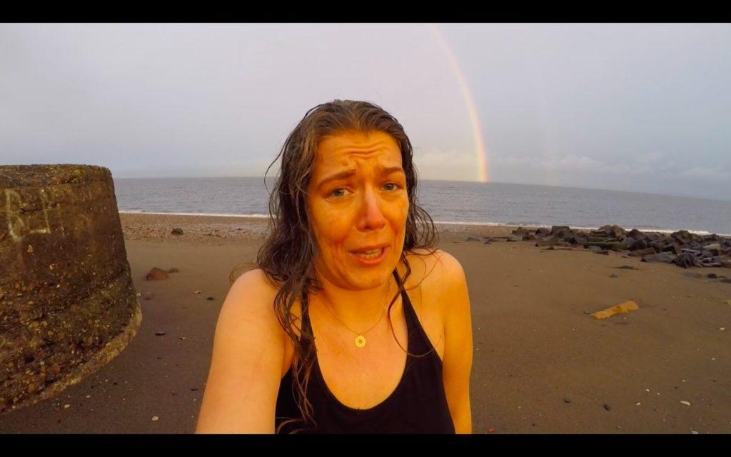 Extrait de mon court-métrage Imiq, tourné par un froid matin de novembre sur la côté écosaisse