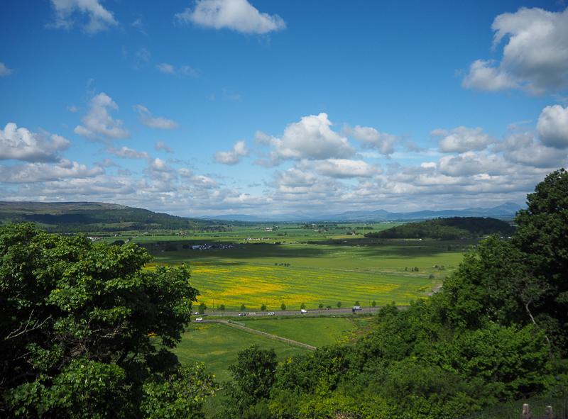 Escapade à Stirling en Ecosse