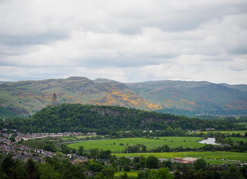 Une excursion à la journée à Stirling en Ecosse - Voyages et Vagabondages