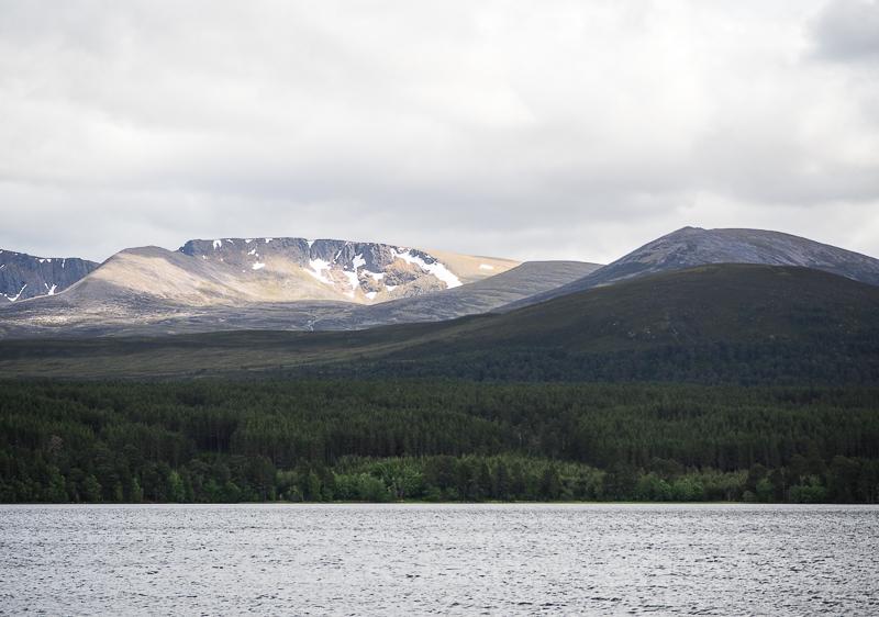 Cairngoms National Park dans les Highlands en Ecosse - Voyages et Vagabondages